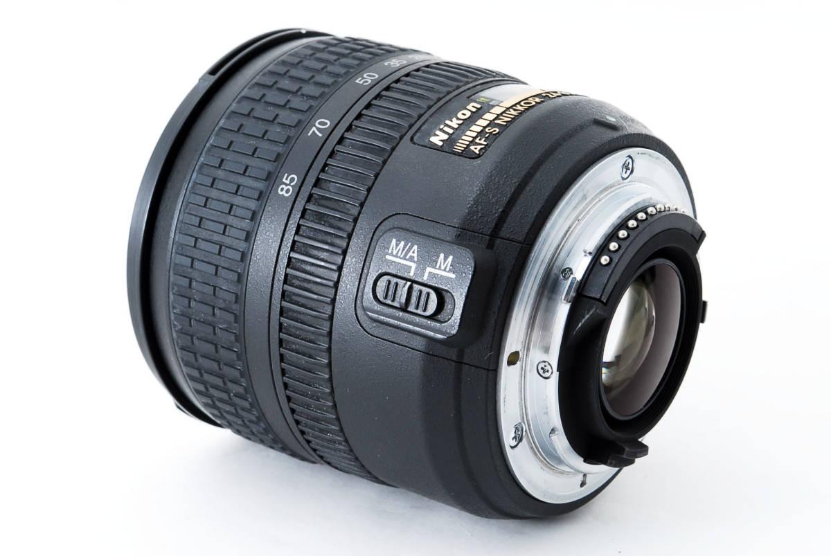 美品 Nikon ニコン ED AF-S NIKKOR 24-85mm F3.5-4.5G IF #923_画像5