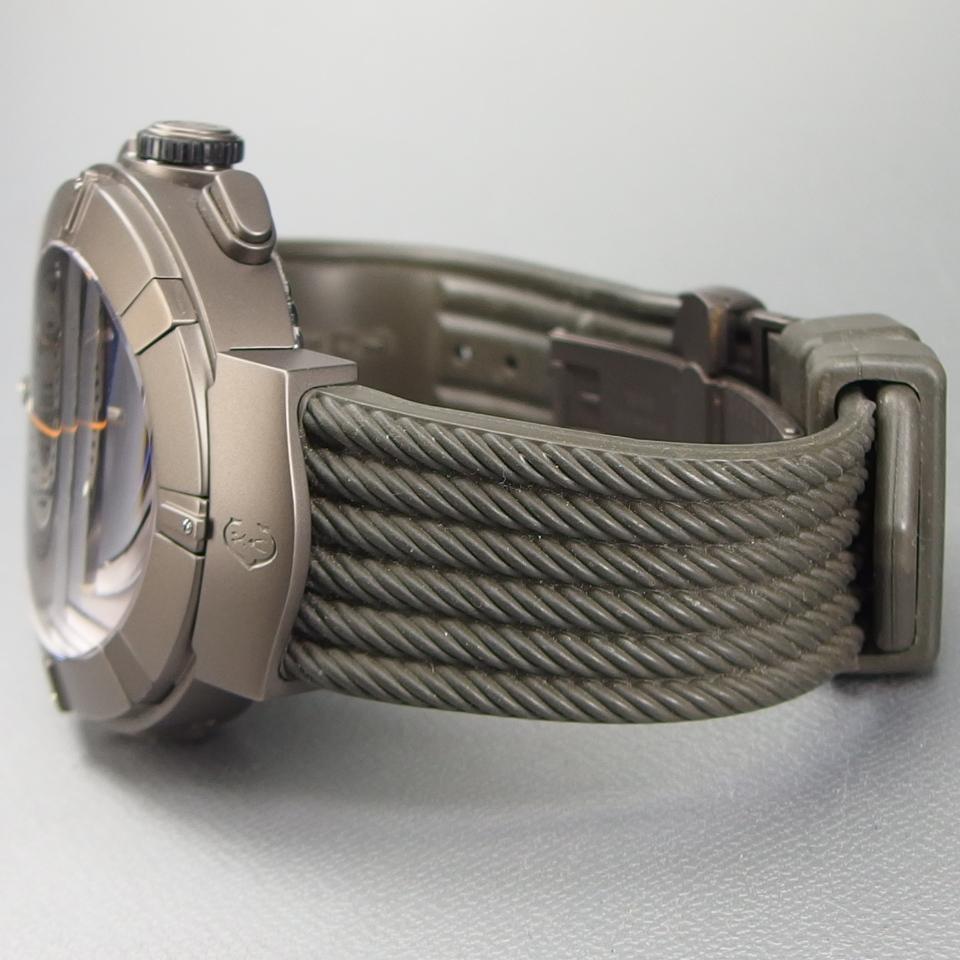 【希少 クロノ デイデイト 美品】CHARRIOL シャリオール CELTICA セルティカ C44GM.174.004 QZ SSxラバー メンズ 腕時計 ギャラ/取説/箱付_画像7