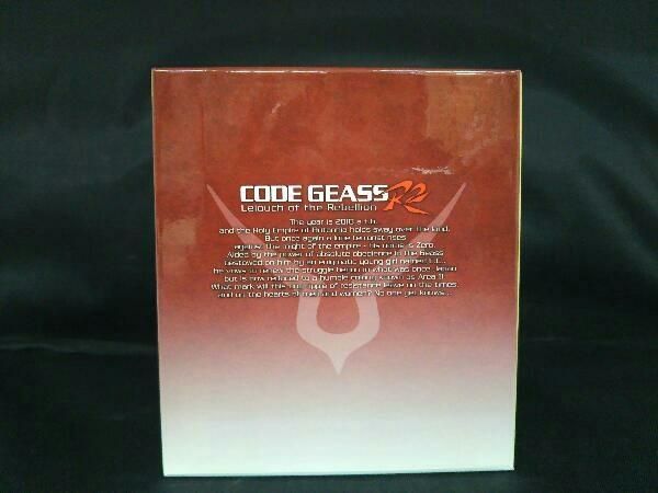 現状品 ケースキズあります 【※※※】[全9巻セット]コードギアス 反逆のルルーシュ R2 volume1~9(Blu-ray Disc)_画像5