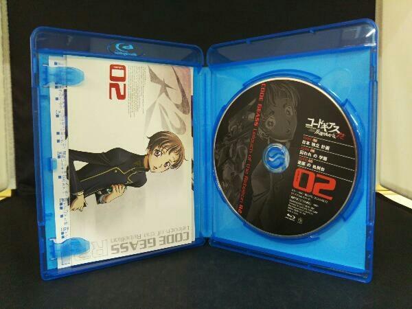 現状品 ケースキズあります 【※※※】[全9巻セット]コードギアス 反逆のルルーシュ R2 volume1~9(Blu-ray Disc)_画像10