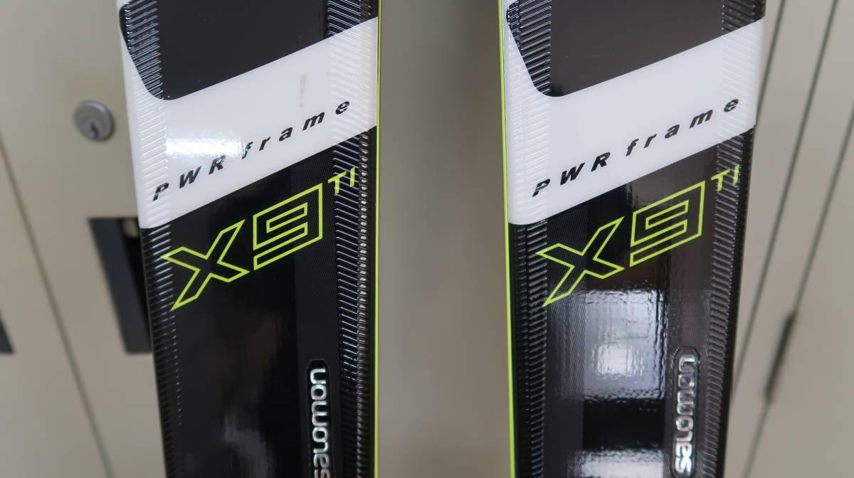 SALOMON サロモン  X-MAX X9Ti 2018モデル_画像5
