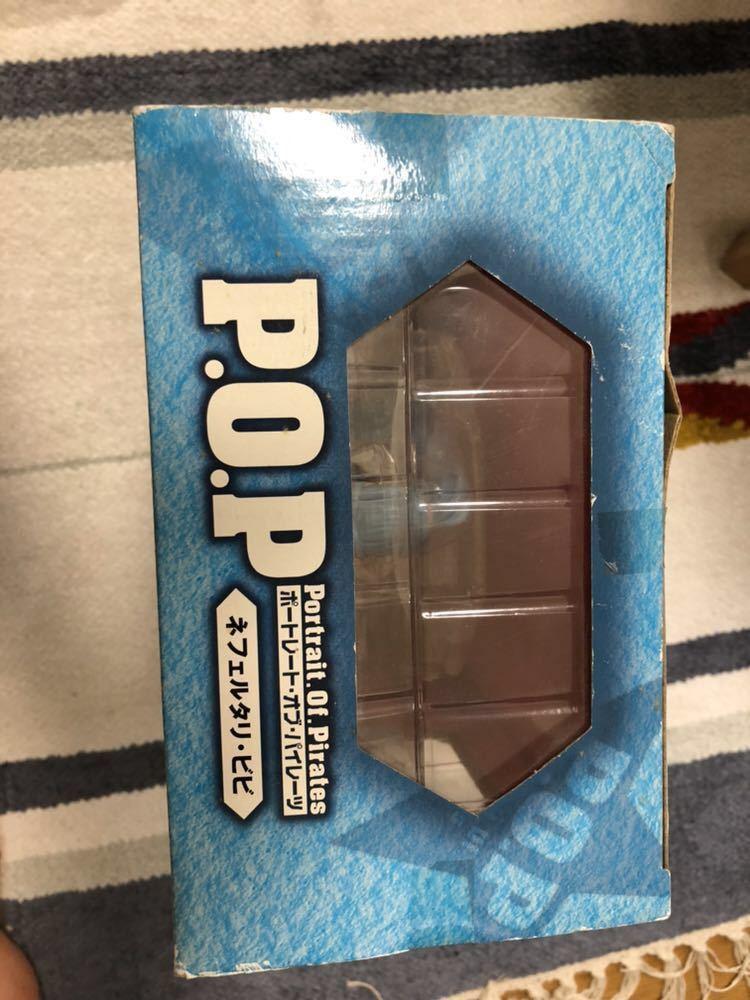 ワンピース ONE PIECE P.O.P 新品未開封 正規品 メガハウス ニコ・ロビンLIMITED EDITION repaintリペイント POP_画像2