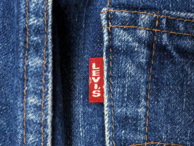 即決★Levi's★デニムパンツ 502XX W28 日本製 赤耳 復刻 リーバイス ジーンズ ヴィンテージ セルビッジ ビッグE SZP43 3g. 検索:501XX_画像5