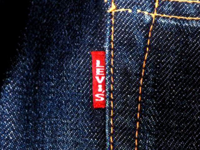 即決★Levi's★デニムパンツ 501XX W32 日本製 赤耳 1937年復刻 リーバイス メンズ ジーンズ ボタンフライ ビッグE ジーパン AR189 3g._画像5