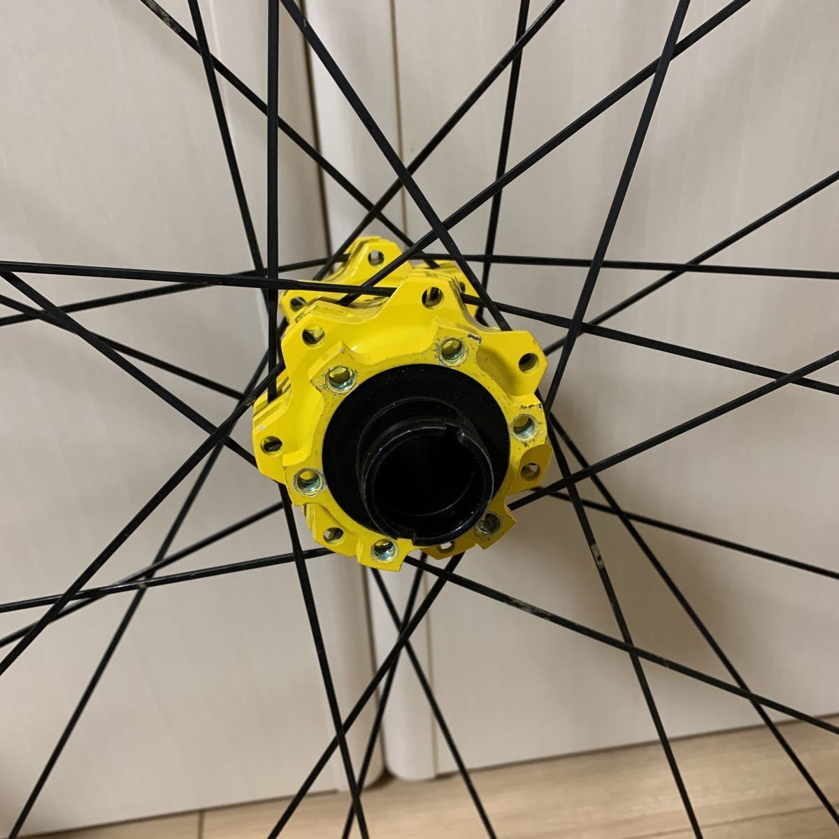 MAVIC 2015 DEEMAX 27.5_画像3