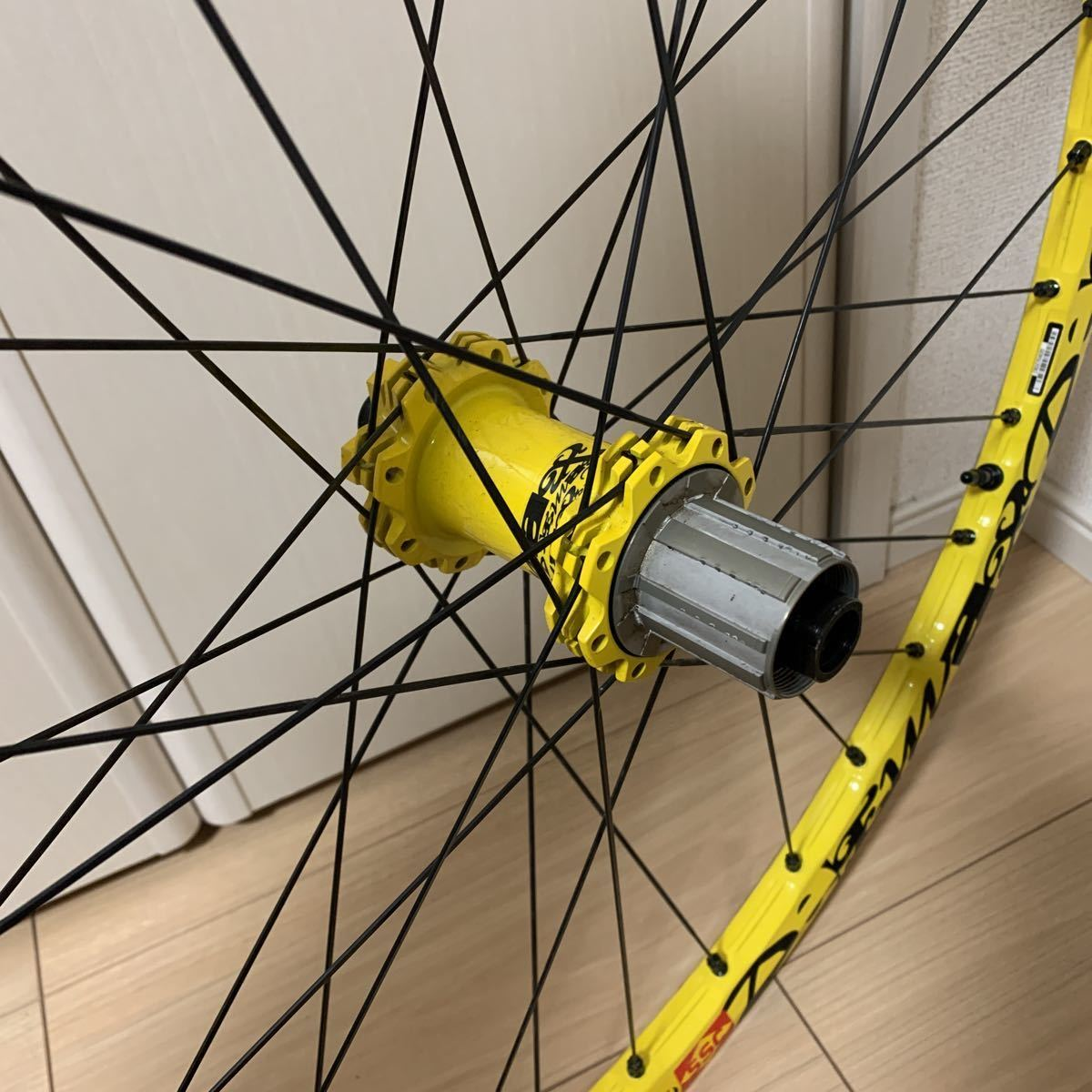 MAVIC 2015 DEEMAX 27.5_画像5