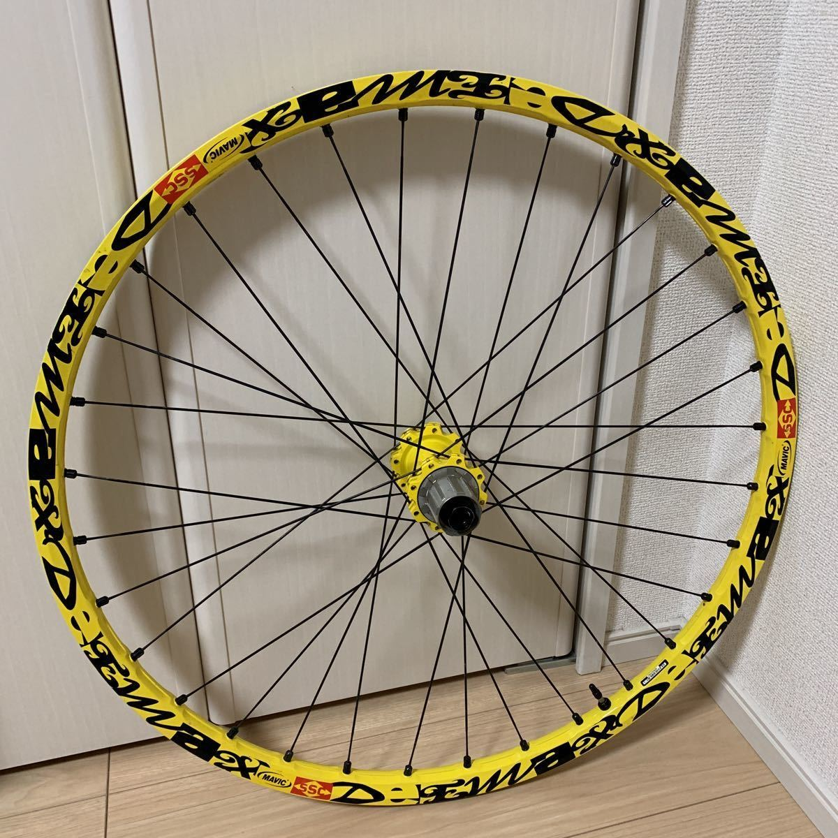 MAVIC 2015 DEEMAX 27.5_画像4