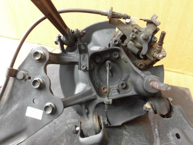 H24 アテンザ GJ2FP 2WD 右リア足回り/右R足周り_画像3