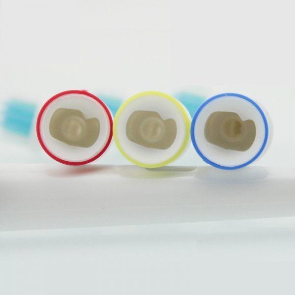 電動歯ブラシ 互換性 替えブラシ 4本セット ブラウン オーラルB SB-17A (4本×6個セット/A01586-6)
