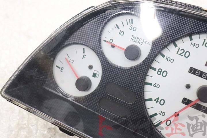 80092236-1 ニスモ 320km ホワイトメーター スカイライン GT-R BNR32 トラスト企画_画像2