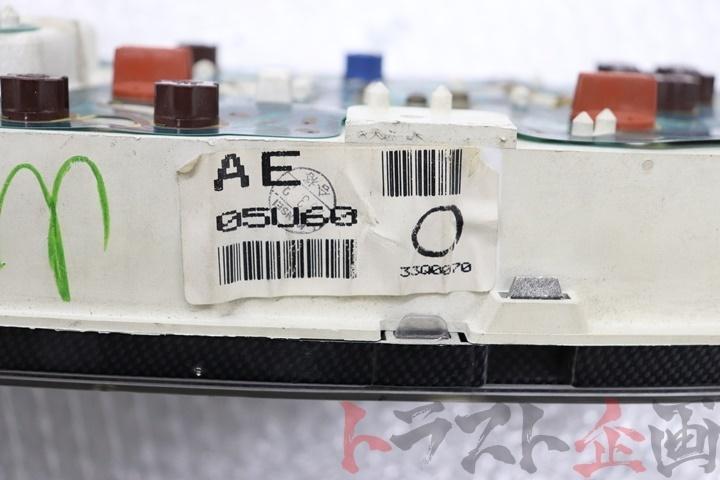 80092236-1 ニスモ 320km ホワイトメーター スカイライン GT-R BNR32 トラスト企画_画像6