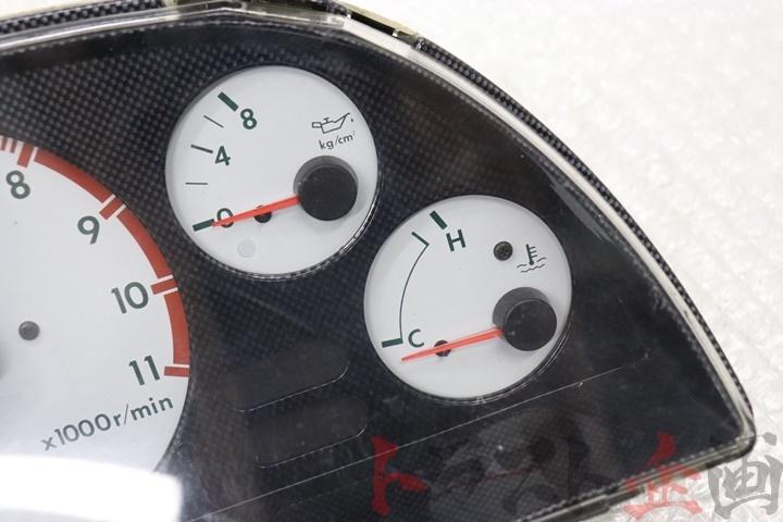 80092236-1 ニスモ 320km ホワイトメーター スカイライン GT-R BNR32 トラスト企画_画像5