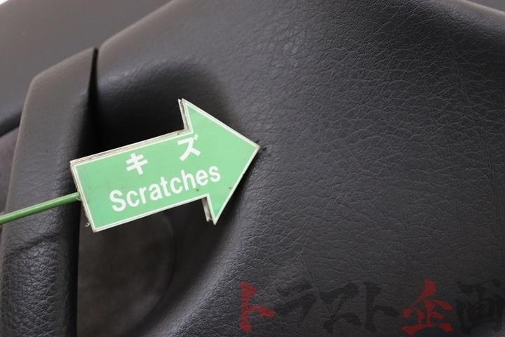 3962218 フロント ドア内張り 助手席側 スカイライン GTS-4 HCR32 後期 2ドア トラスト企画_画像2
