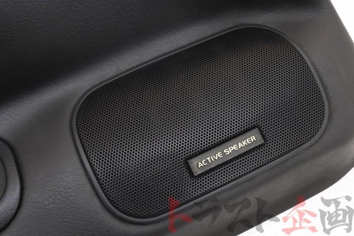 3962218 フロント ドア内張り 助手席側 スカイライン GTS-4 HCR32 後期 2ドア トラスト企画_画像7