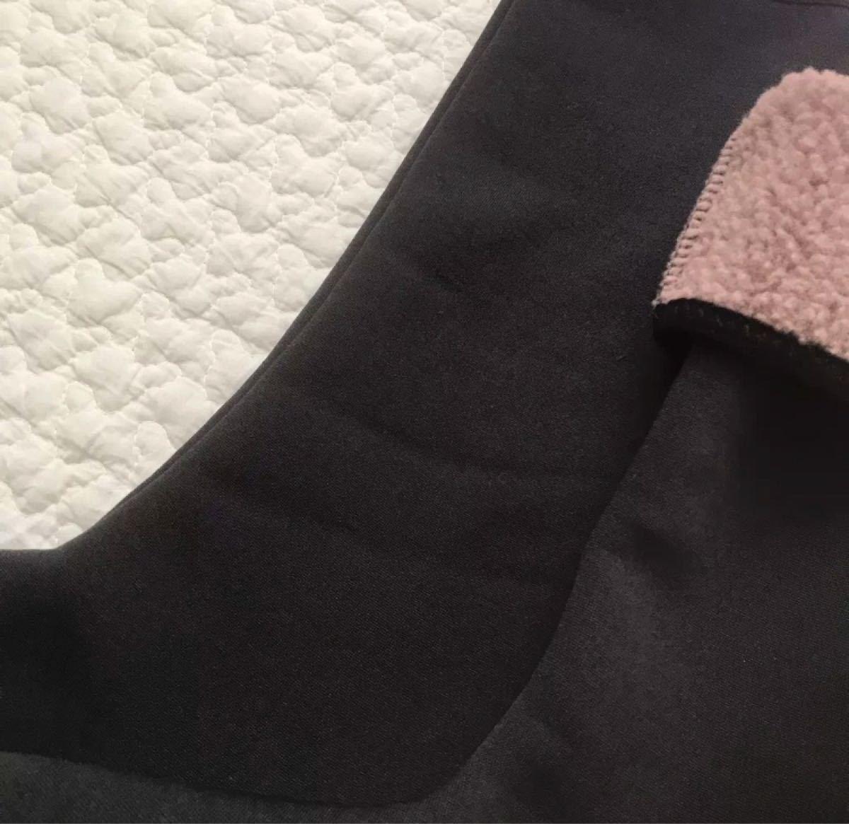 韓国冷えとり靴下ポソンルームシューズルームソックスルームウェアスリッパ室内履き黒