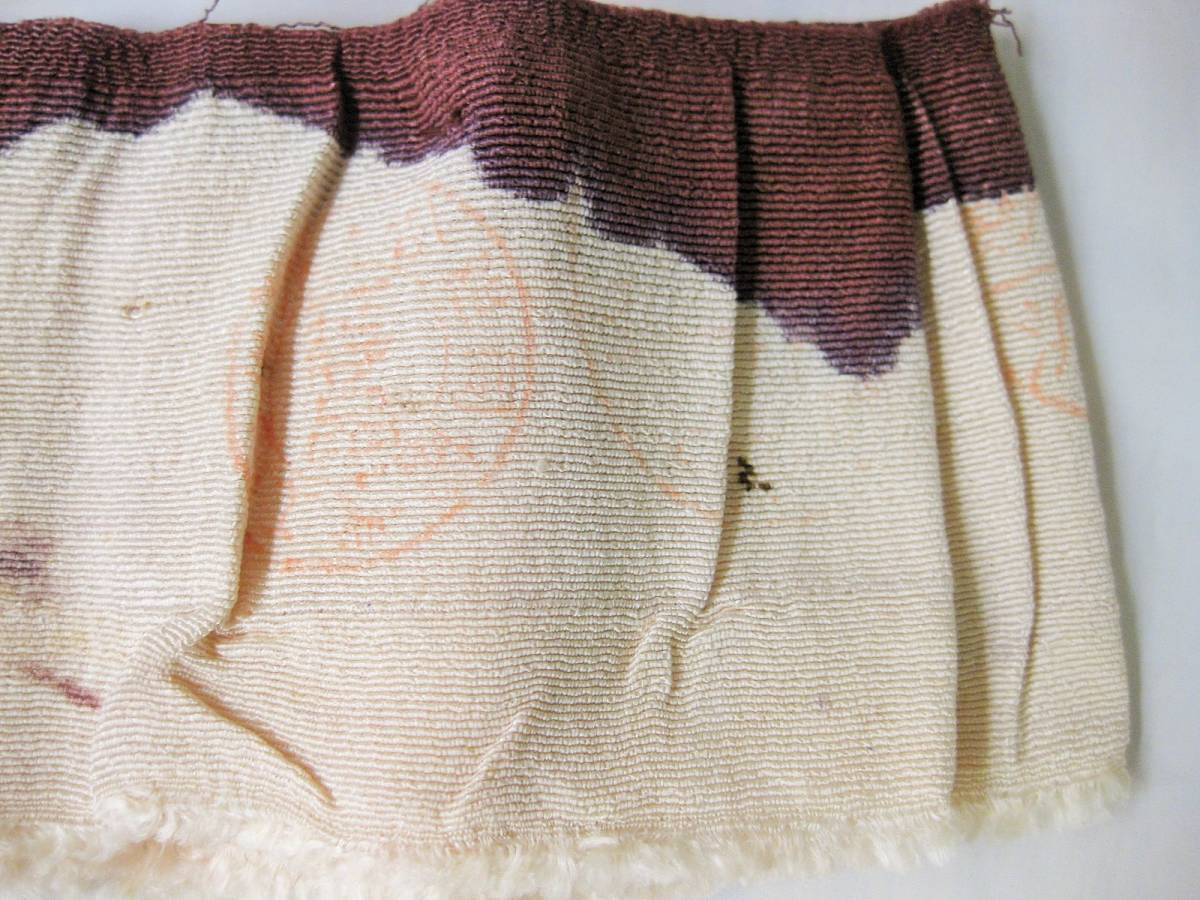 未使用 絹 シルク 和雑貨 ハンドメイド 手作り 巾着 ポーチ バッグ 雑貨 小物入れ オブジェ インテリア 日本 和柄 レトロ アンティーク _使用生地です※出品物ではありません