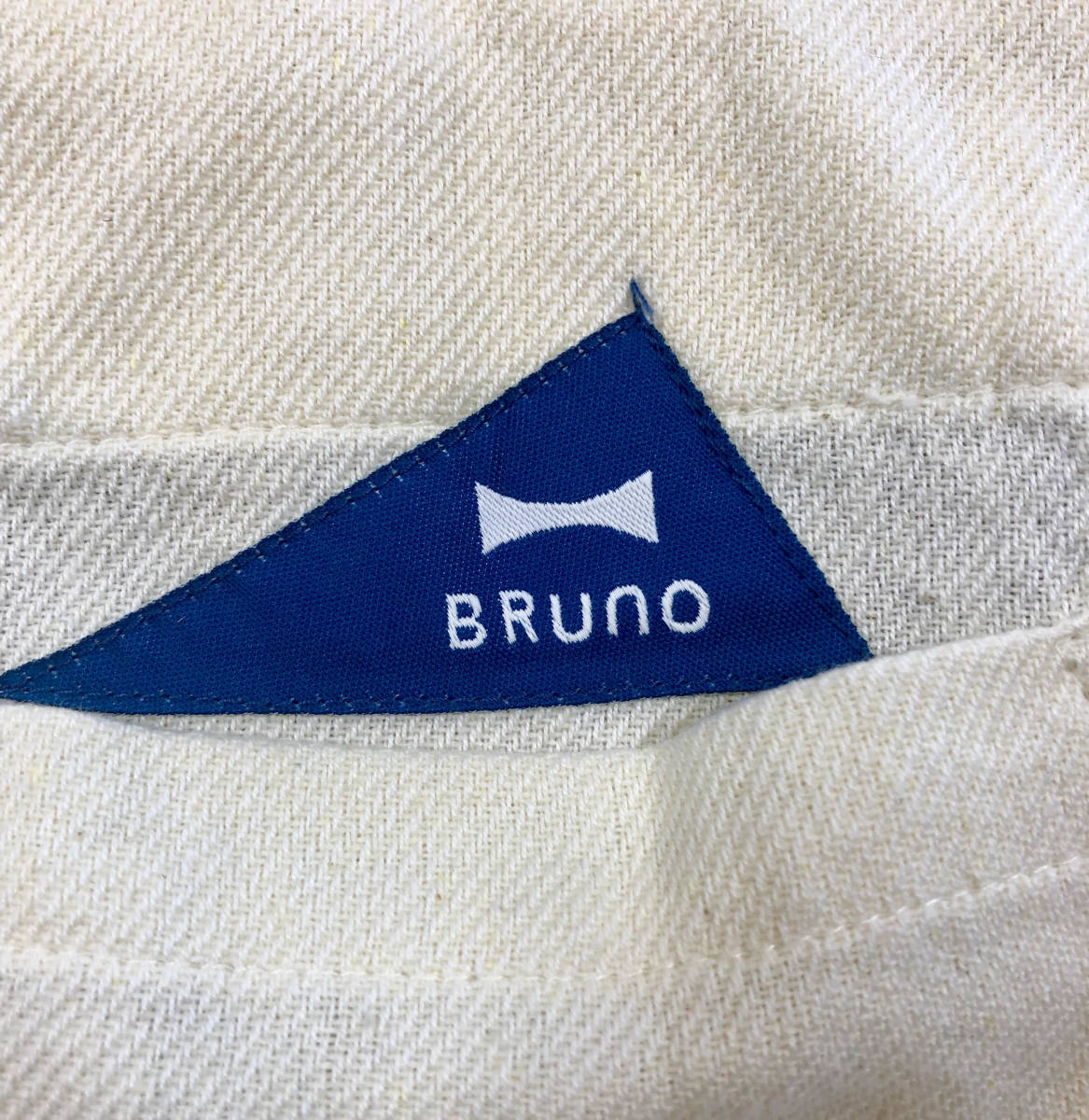 Up of the apron tag