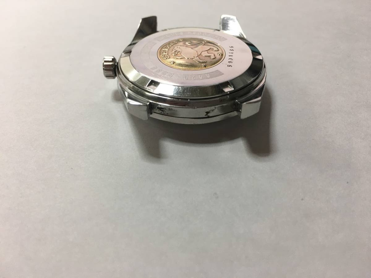 ★1000スタ★ King Seiko 44KS Chronometer キングセイコー クロノメーター 4420-9990 手巻き 27 jewels_画像4