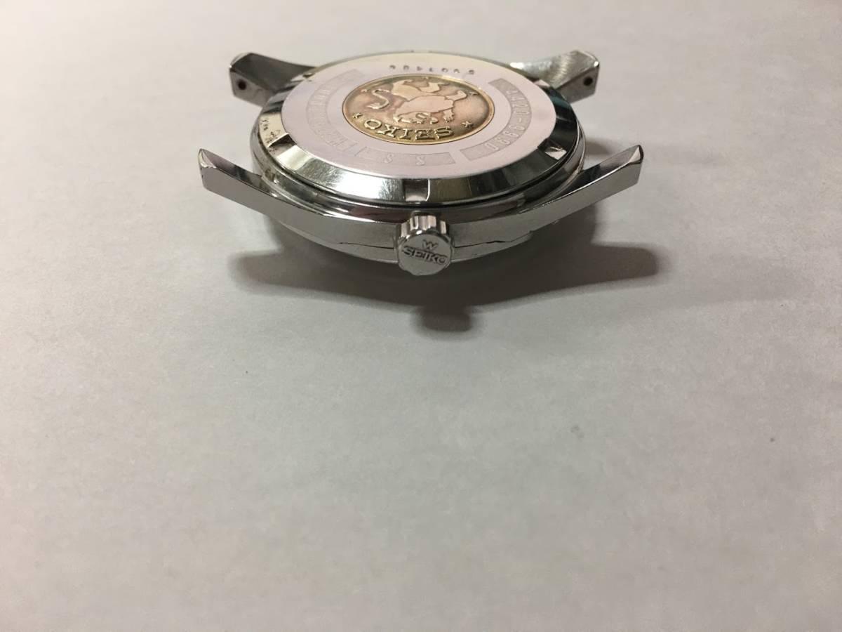 ★1000スタ★ King Seiko 44KS Chronometer キングセイコー クロノメーター 4420-9990 手巻き 27 jewels_画像3