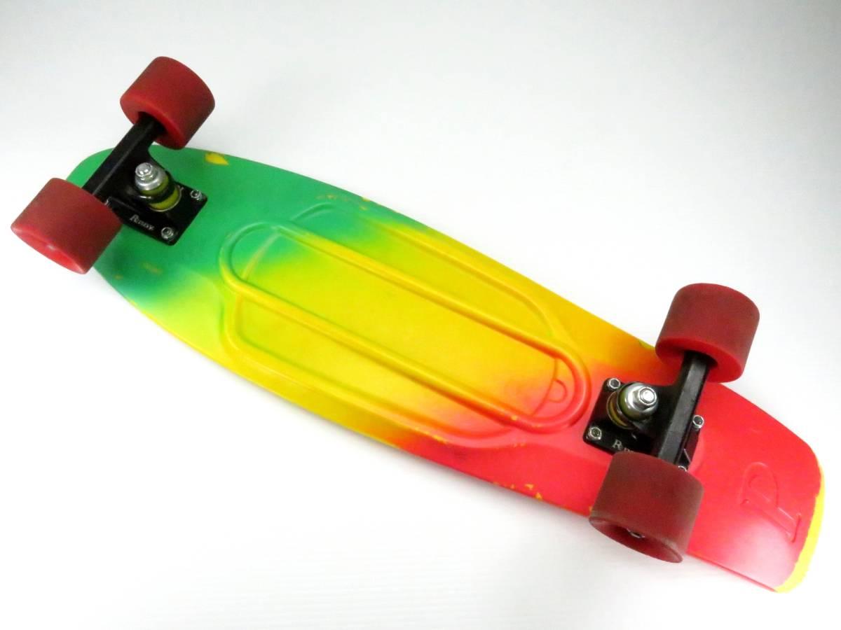 ペニー 27インチ ニッケル ミニクルーザー スケートボード コンプリート スケボー Penny nickel 27inch skateboard COMPLETE すぐ乗れます_画像7