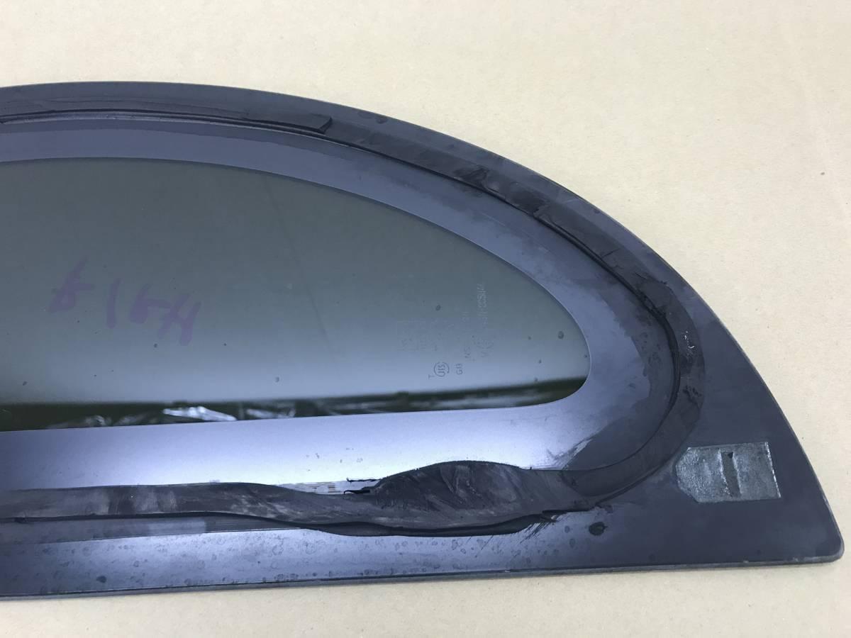 _b20101 ダイハツ タント Xリミテッド DBA-L375S クォーターガラス リア 右 R/RH NSG M31G8_画像4