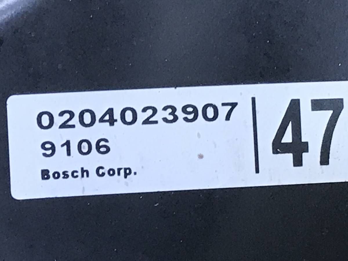 _b20101 ダイハツ タント Xリミテッド DBA-L375S ブレーキ マスターシリンダー バック L385S_画像5