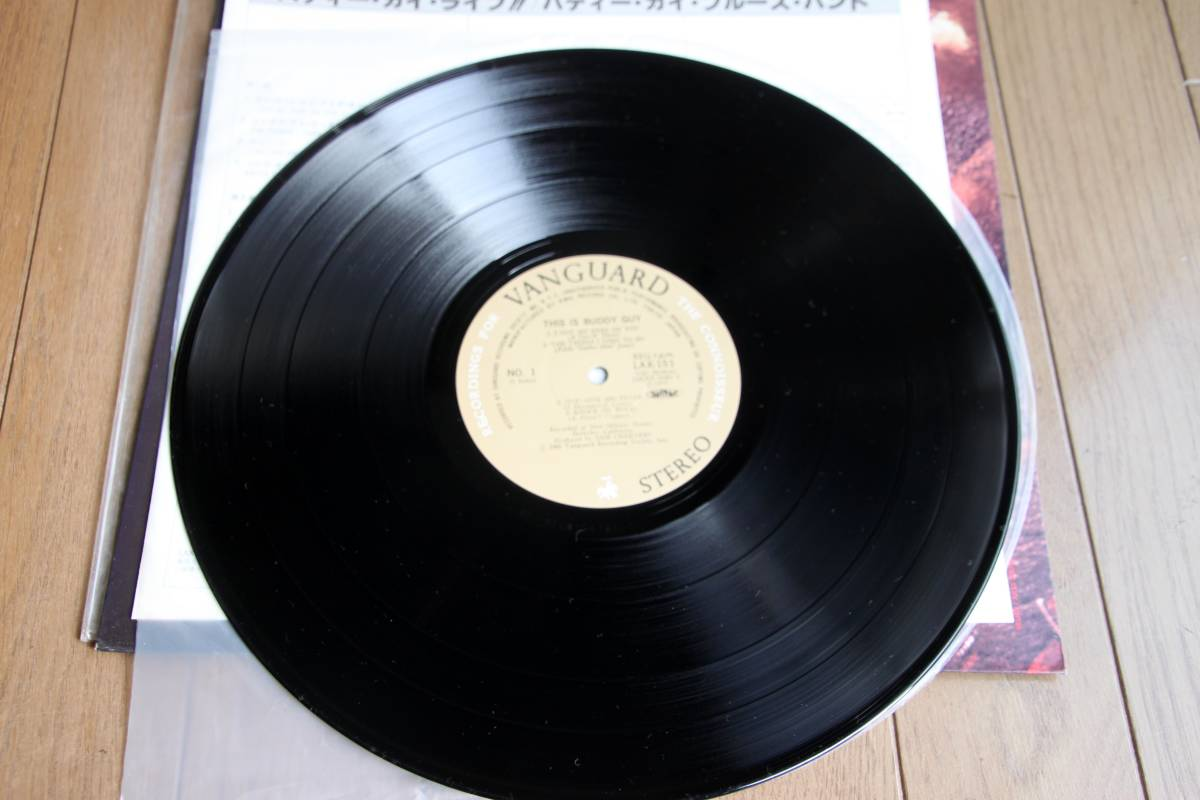 LPレコード This is BUDDY GUY!_画像8