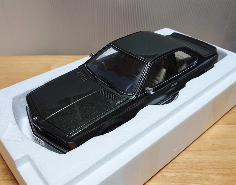 AUTOart 1:18 BMW 635 CSI 中古・現状_画像2
