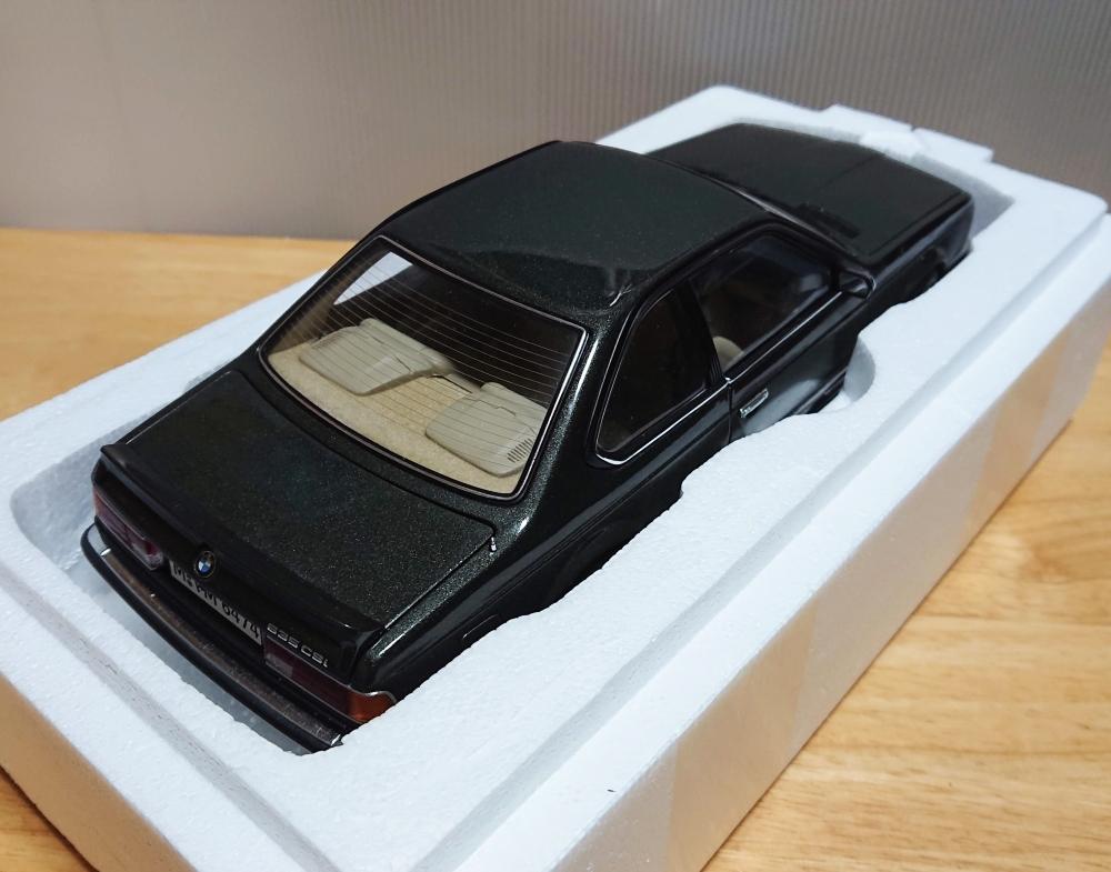 AUTOart 1:18 BMW 635 CSI 中古・現状_画像3