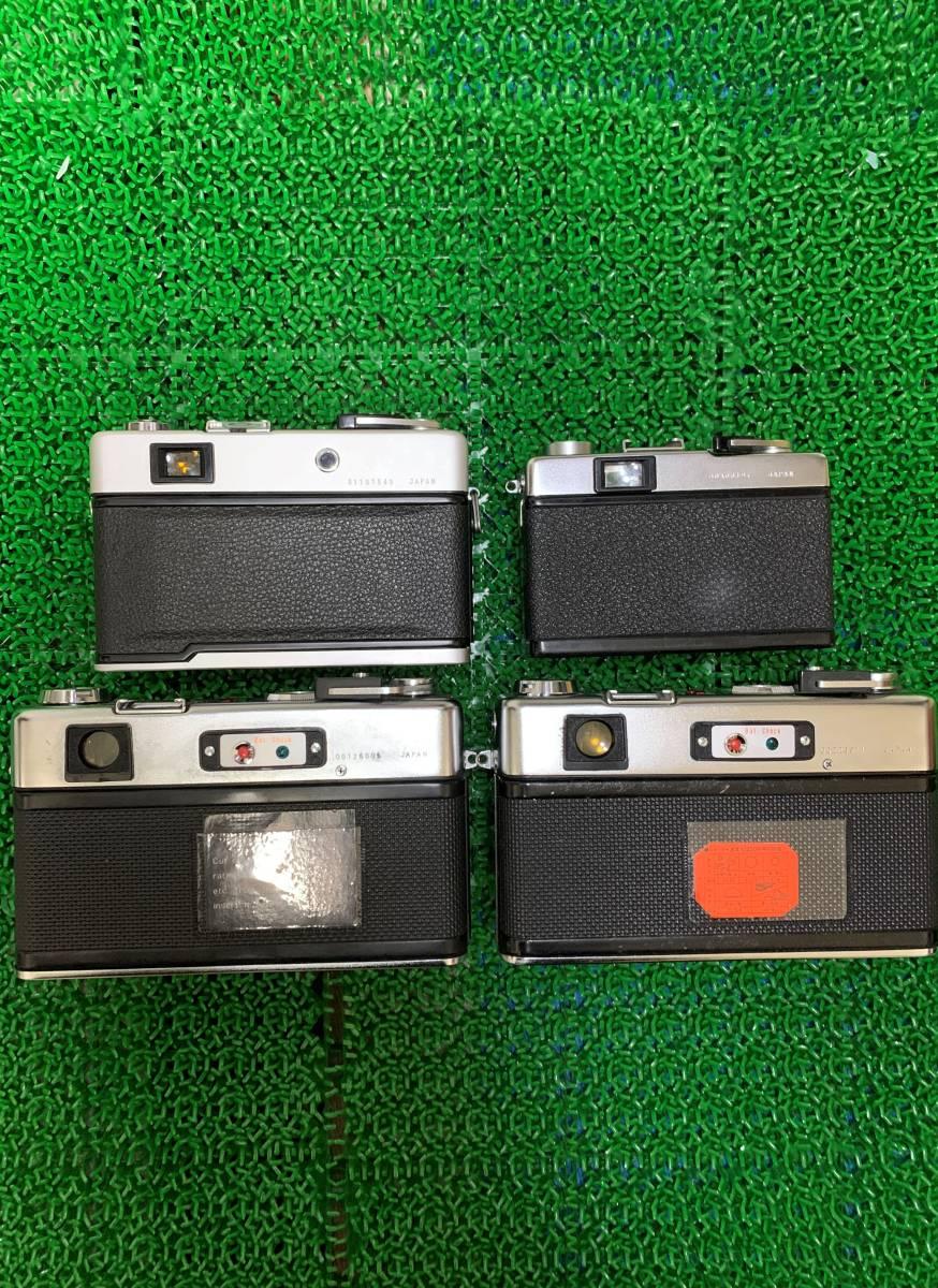 YASHICA ELECTRO 35 ヤシカ エレクトロ35 GT FC MC レンジファインダー フィルムカメラ まとめて まとめ 大量 ジャンク セット 1円~ 計8台_画像6