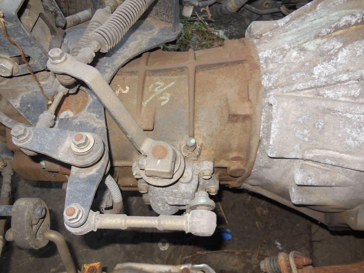 値下げ H14年トヨタ ダイナ/トヨエース GE-RZY220 MTミッション一式 関東送料無料その他送料格安_画像3