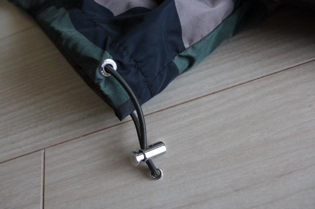 新品 即決 正規品 モンクレール ALLAIN 迷彩柄 カモフラ フーテッド ナイロン ジャケット ブルゾン パーカー サイズ3 カモフラージュ_画像6