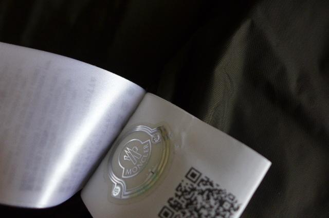 新品 即決 正規品 モンクレール ALLAIN 迷彩柄 カモフラ フーテッド ナイロン ジャケット ブルゾン パーカー サイズ3 カモフラージュ_画像8