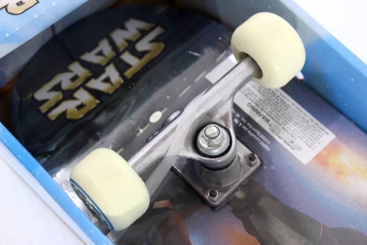 【激レア!】2002年 スターウォーズ スケートボード デッキ STARWARS コンプリート スケボー ストームトルーパー trooper_画像3