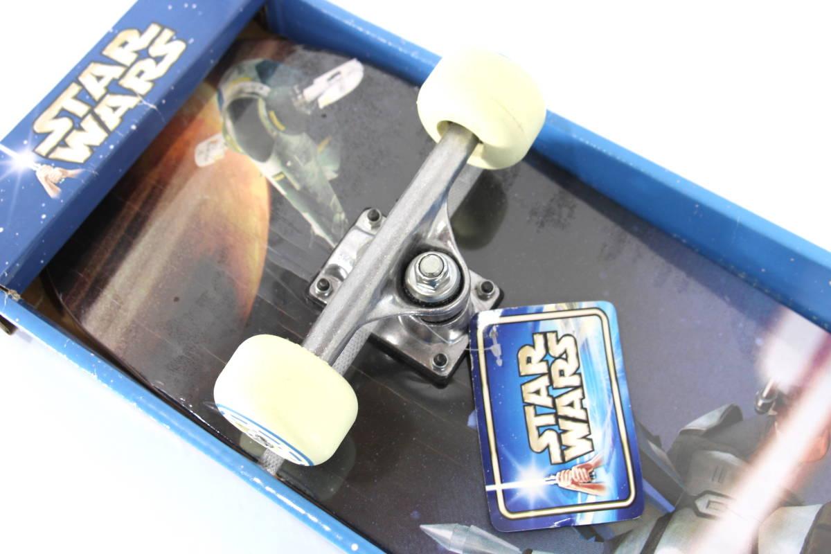 【激レア!】2002年 スターウォーズ スケートボード デッキ STARWARS コンプリート スケボー ストームトルーパー trooper_画像5