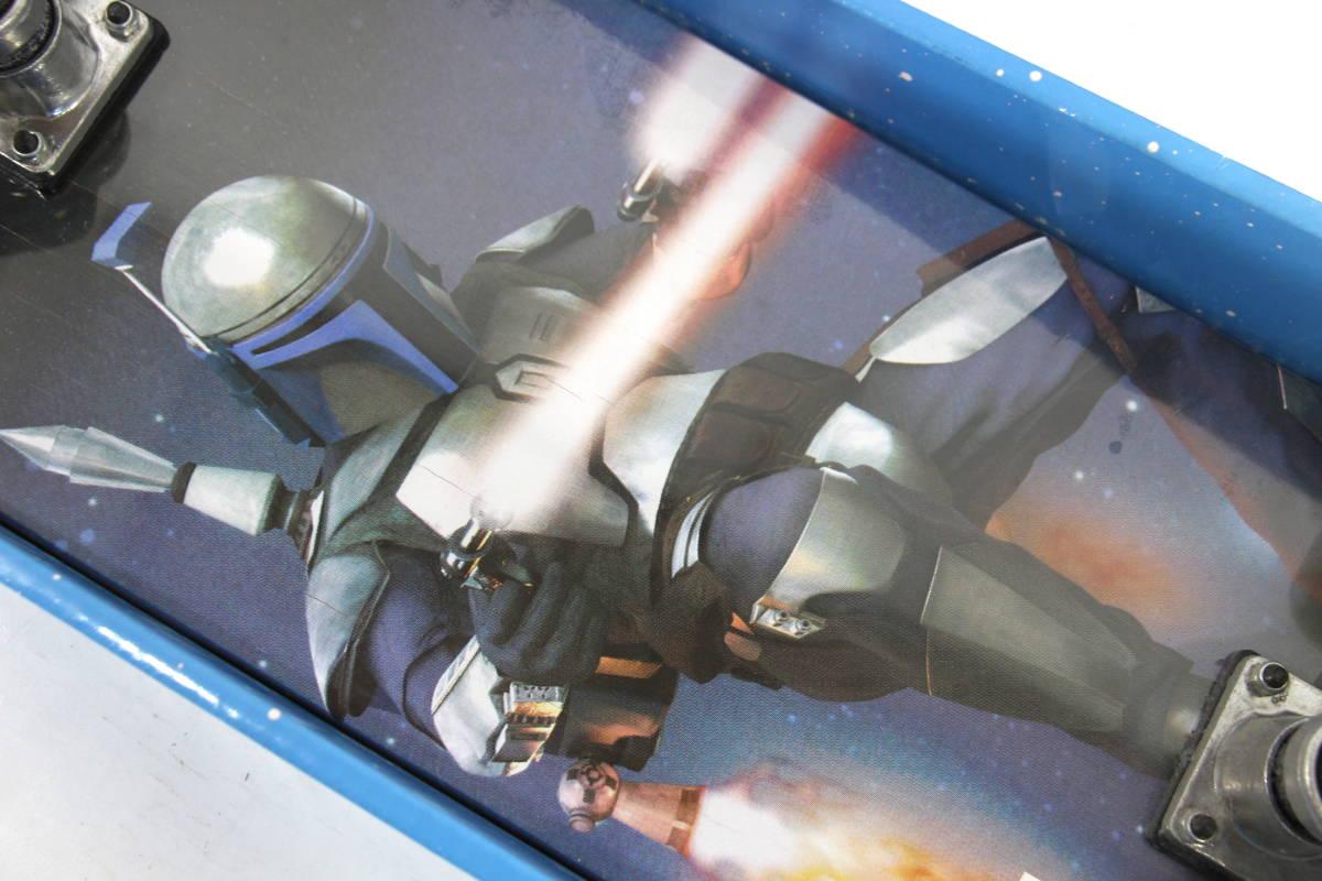 【激レア!】2002年 スターウォーズ スケートボード デッキ STARWARS コンプリート スケボー ストームトルーパー trooper_画像8