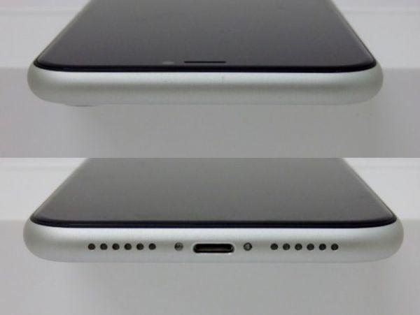 SIMフリー iPhone XR 128GB ホワイト バッテリー95% au 判定〇 MT0J2J/A SIMロック解除済_画像4