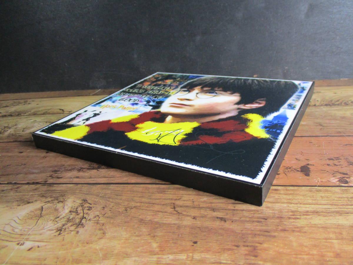 新品 映画 ハリー・ポッター Harry Potter 壁掛けパネル ポップアートフレーム ファブリックパネル インテリアボード ポスター 雑貨 壁飾り_画像2