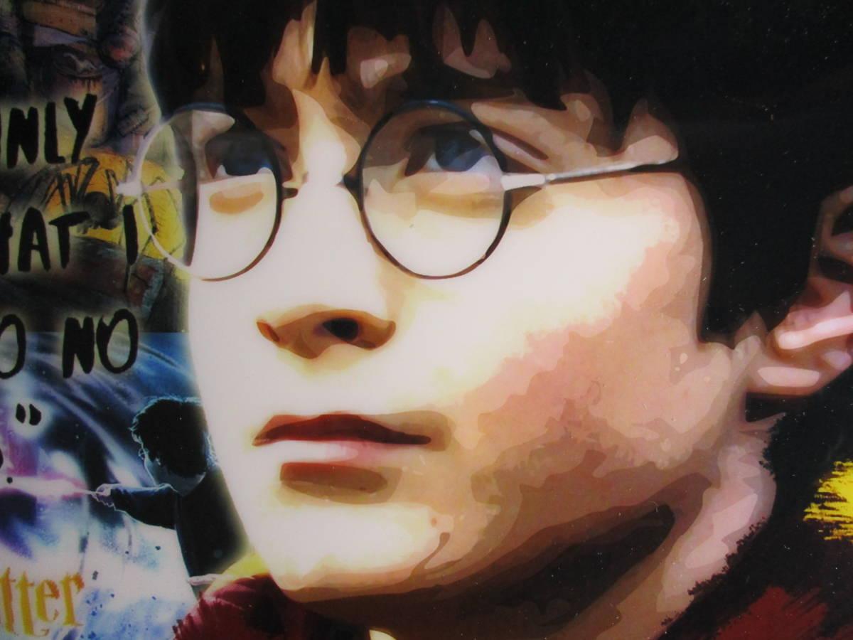 新品 映画 ハリー・ポッター Harry Potter 壁掛けパネル ポップアートフレーム ファブリックパネル インテリアボード ポスター 雑貨 壁飾り_画像5
