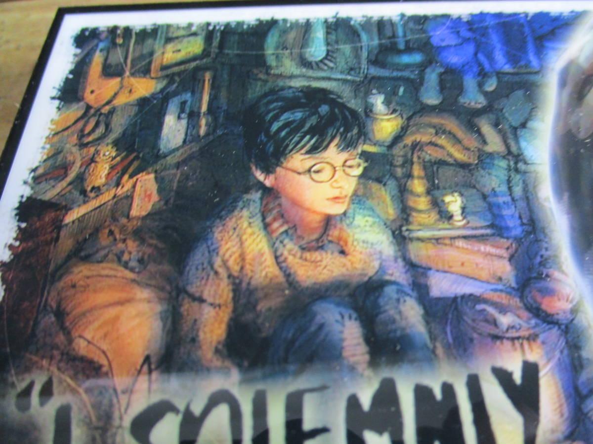新品 映画 ハリー・ポッター Harry Potter 壁掛けパネル ポップアートフレーム ファブリックパネル インテリアボード ポスター 雑貨 壁飾り_画像7
