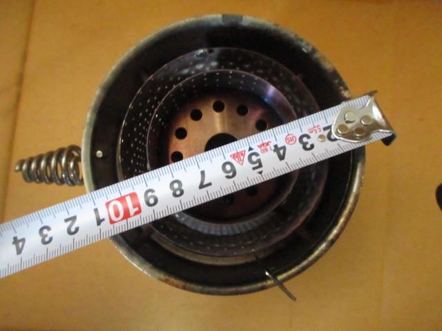 トヨトミ TOYOTOMI RS-L21 [石油ストーブ] 用燃焼筒 (Zp6)_画像3