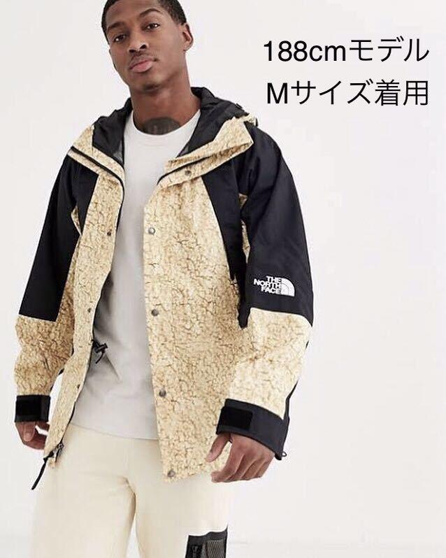 THE NORTH FACE 1994 retro mountain light jacket camo parka カモフラ baltro nuptse M L 未開封 新品 送料無料 gore-tex ゴアテックス