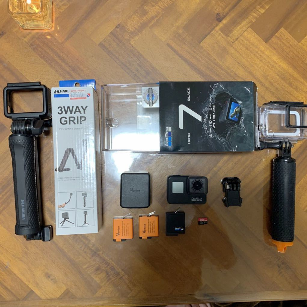 GoPro HERO7 Black セット