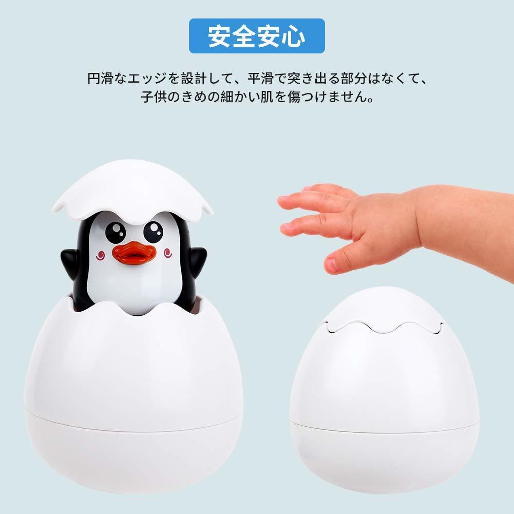 新品 FlyCreat お風呂シャワー 赤ちゃん・子供用シャワー おもちゃ  水遊び お風呂遊び_画像5