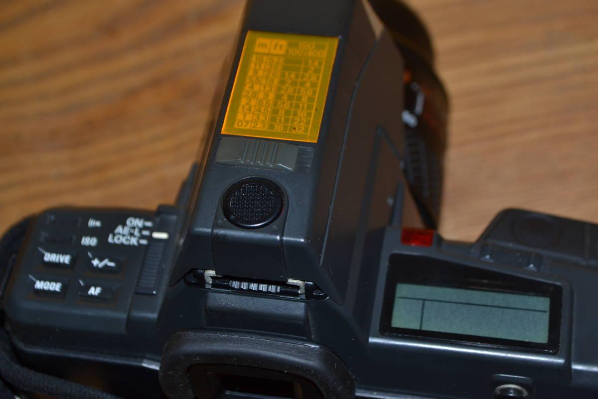 A◎KYOSERA 京セラ オートフォーカス 一眼レフカメラ 230-AF/レンズ AF 70-210㎜ 動作未確認のためジャンク扱い_画像8