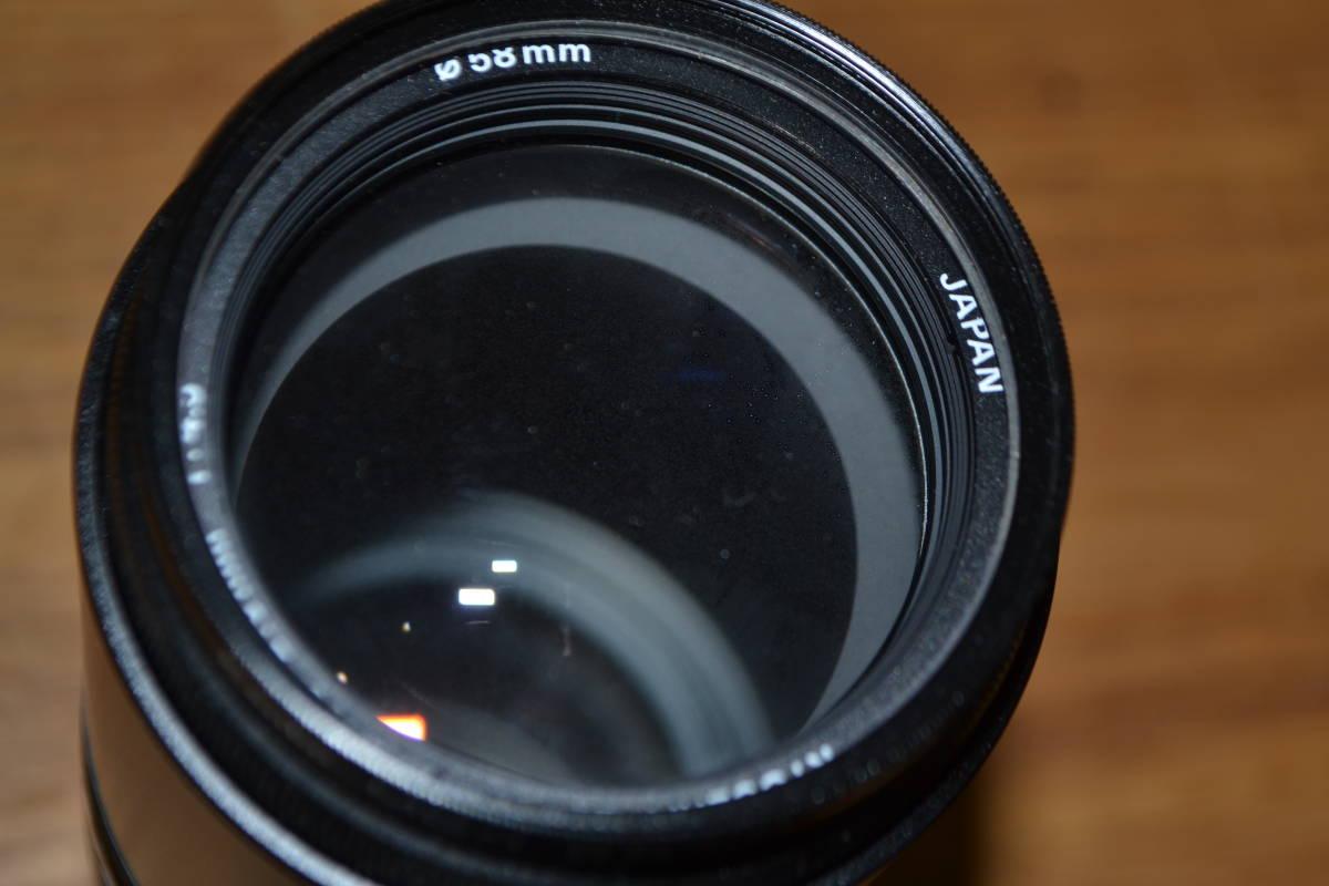 A◎KYOSERA 京セラ オートフォーカス 一眼レフカメラ 230-AF/レンズ AF 70-210㎜ 動作未確認のためジャンク扱い_画像4