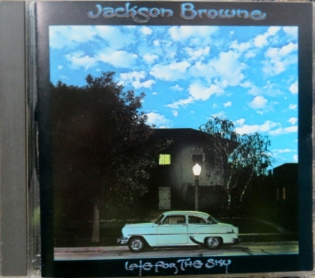 CD★日本盤■ジャクソン・ブラウン(Jackson Browne)■ レイト・フォー・ザ・スカイ  Late For The Sky