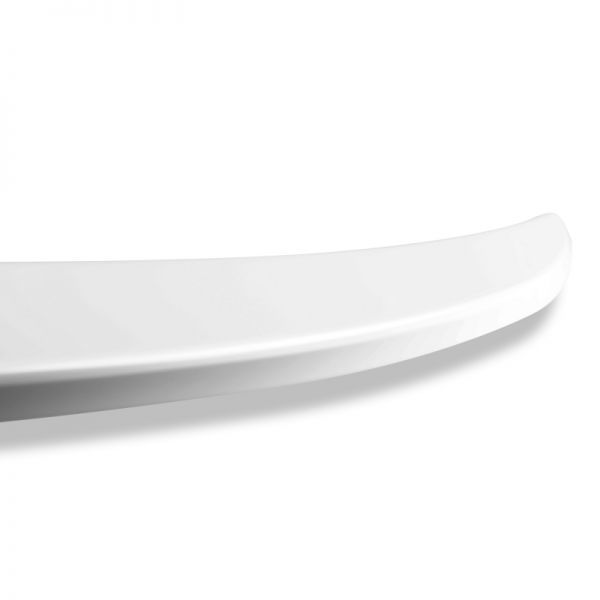 純正色塗装 ABS製 トランクスポイラー メルセデスベンツ CLAクラス C117 W117用 4ドアクーペ Aタイプ カラーコード:650 MTS-28483_画像3
