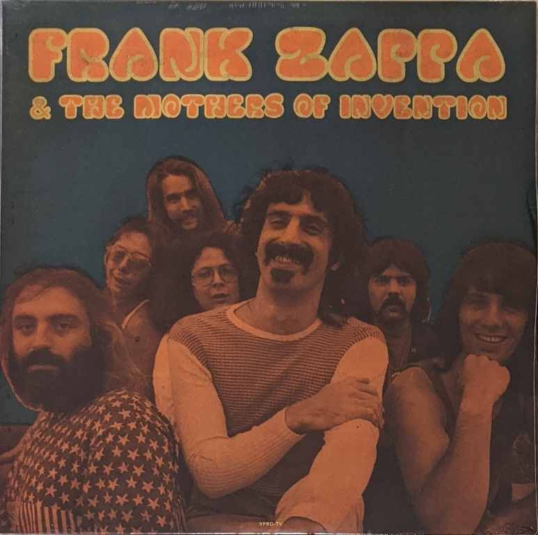 Frank ZAPPA & THE MOTHERS OF INVENTION - Live in Uddel: June 18th 1970 限定アナログ・レコード