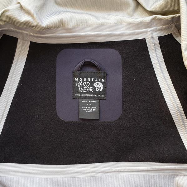 Mountain Hardwear(マウンテンハードウェア) Ward Peak 3L Jacket V.3 Lサイズ / DRY-Q CORE_画像2